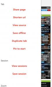 Edge Browser un nuevo navegador que aprovecha el 100% de la pantalla