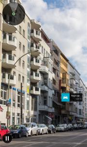 HERE Drive+ y Drive se actualizan con información de trafico en tiempo real