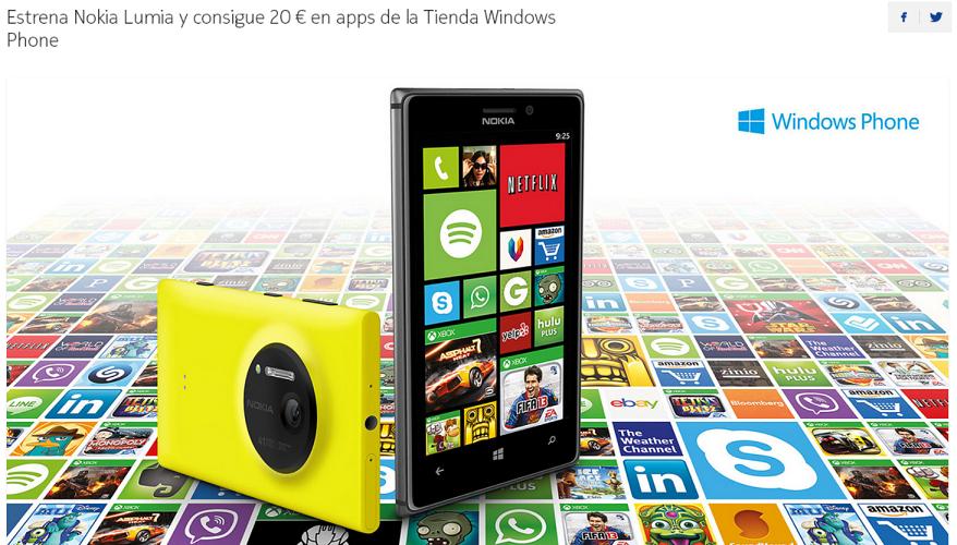 Nokia Bono 20€