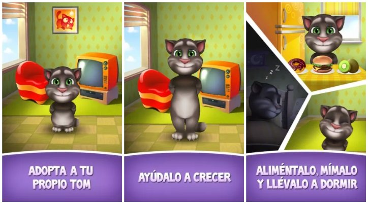 My Talking Tom llega a Windows Phone 8
