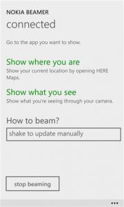 Nokia Beamer disponible para los Lumia 820 y 920 con Black