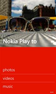 """Nokia lanza su aplicación """"Play to"""" para Nokia Lumia 1520 y Lumia 1320"""