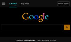 Edge Browser modo nocturno