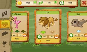 Animal Park Tycoon, construye tu Zoo con Windows Phone