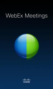 Cisco WebEx Meetings ya disponible para Windows Phone 8