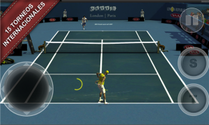 Cross Court Tennis 2, el simulador de tenis mas realista para Windows Phone