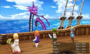 Final Fantasy III un nuevo juego Xbox de Square Enix
