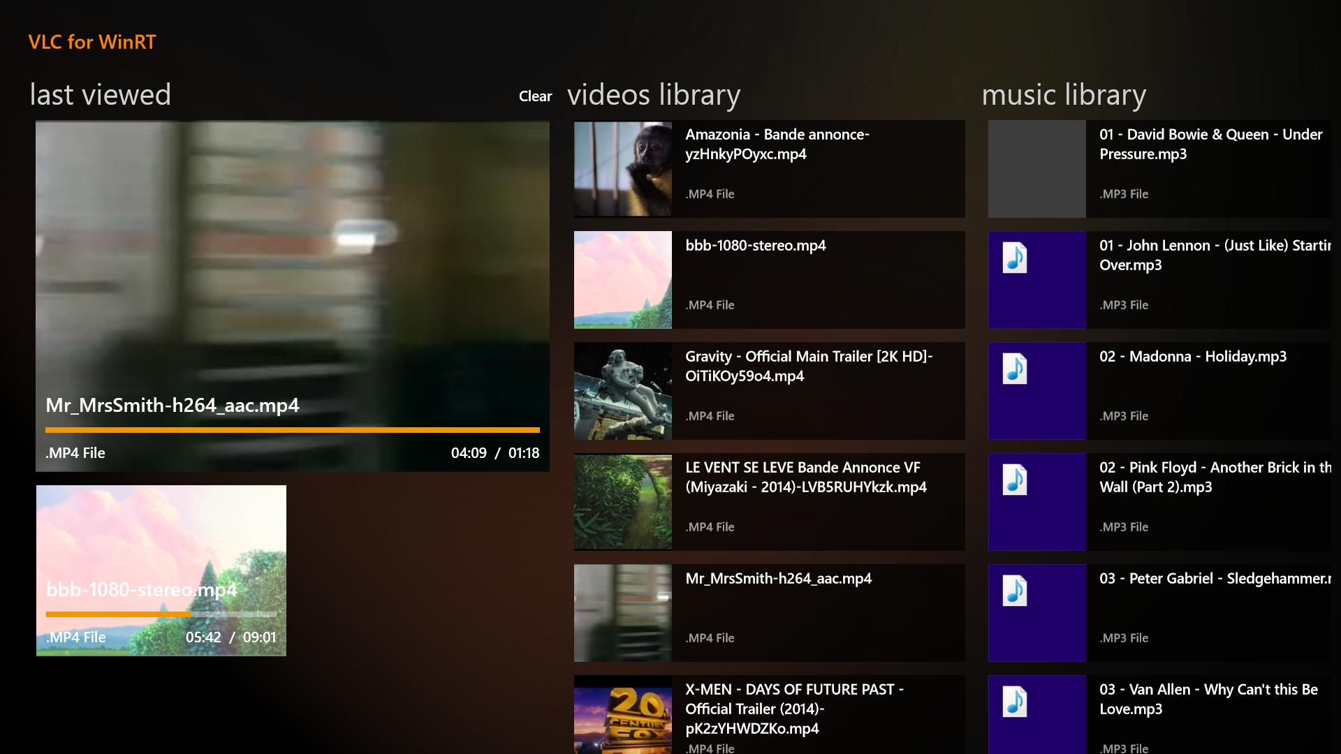 VLC para Windows Phone 8 y Windows 8 está casi listo