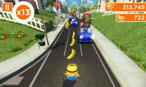 Minion Rush disponible gratis el nuevo juego de Gameloft