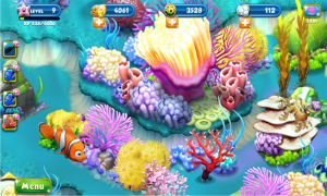 Nemo´s Reef para Windows Phone 8 ya disponible