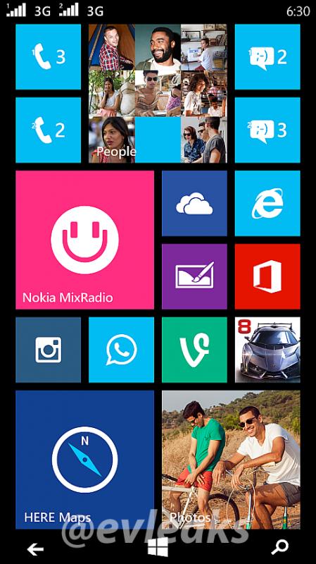 Nokia Moneypenny (Lumia 630)
