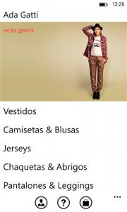 Privalia la tienda Outlet online lider en España ya tiene su aplicación para Windows Phone