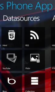 Windows Phone App Studio, Microsoft nos muestra sus capacidades en una aplicación