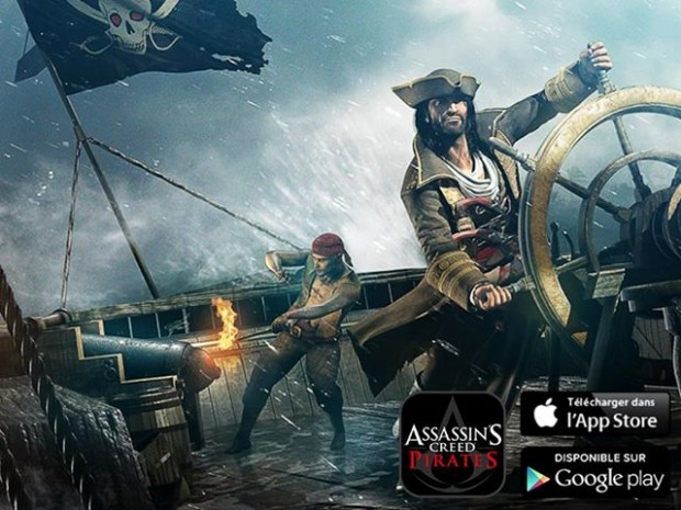 Assassin´s Creed Pirates próximamente para Windows Phone
