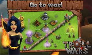 Hugo Troll Wars disponible para Windows Phone 8 gratis