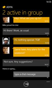 Joyn de Nokia, disponible en la tienda el WhatsApp de los operadores