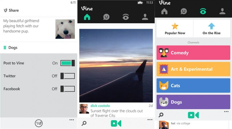 vine-windowsphone