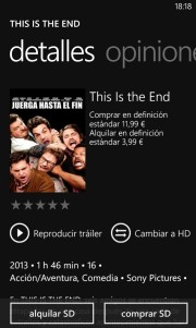 XBox Music y XBox Video llegan por separado