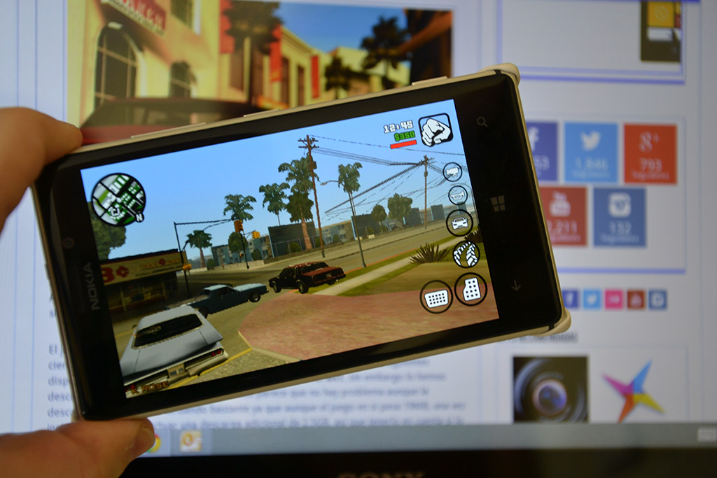 Grand Theft Auto San Andreas De Rockstar Games En Windows Phone