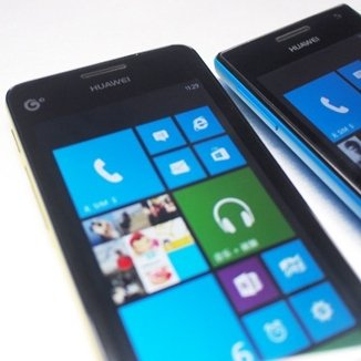 Huawe Ascend W3 con Windows-Phone 8 GDR3