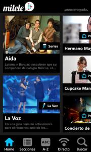 MiTele la aplicación de Mediaset llega a Windows Phone