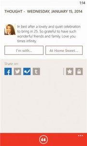 """Path, llega a Windows Phone en forma de Beta la red social """"más intima"""""""