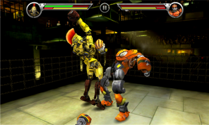 Real Steel (Acero Puro) ya disponible el juego oficial para Windows Phone 8