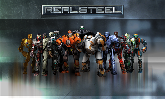 Real Steel para Windows Phone