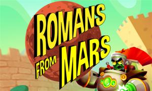 Romans From Mars para Windows Phone 8, el nuevo juego de Majesco