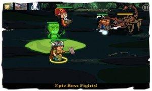 Song of Swords un nuevo juego RPG para Windows Phone