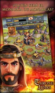 Throne Wars, la guerra por el trono comienza en Windows Phone