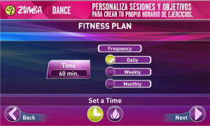 Zumba Dance llega a Windows Phone en el momento oportuno