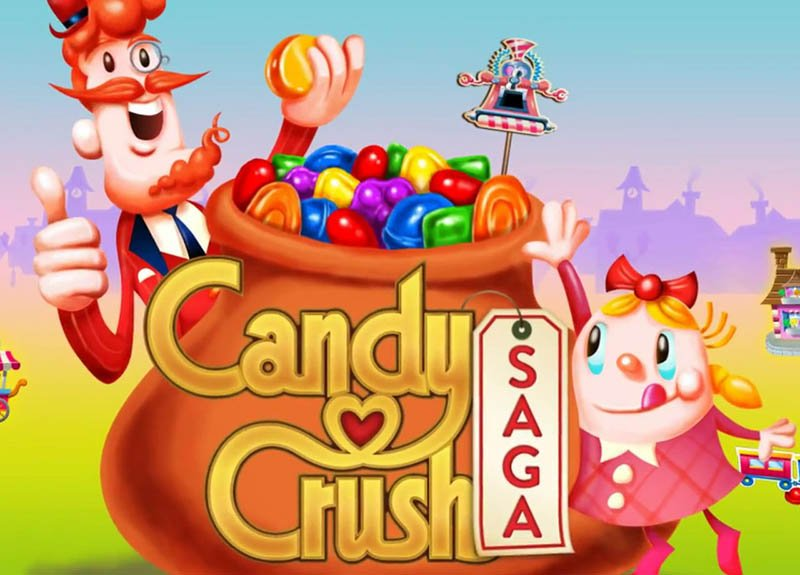 Candy Crush Saga para Windows Phone