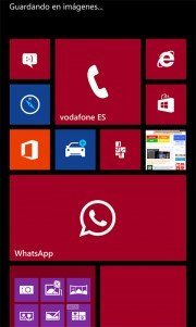 Guardar Captura de pantalla en Windows Phone 8