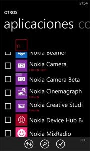 Carpeta de aplicaciones, analizamos la nueva aplicación Nokia para su gama Lumia