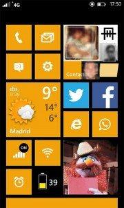 Nuevo icono aparece en algunos Lumia tras actualizar a Black