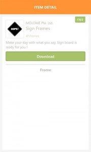 Molome llega a Windows Phone 8, personaliza y comparte tus fotografías