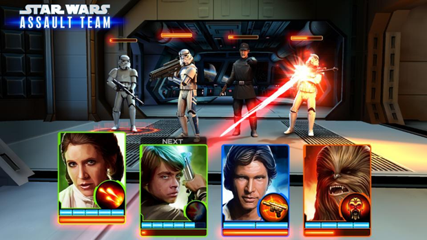 StarWars para Windows Phone 8