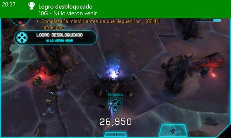 Halo: Spartan Assault manual de logros 2