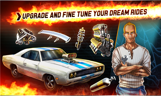 Hot Rod Racers 1
