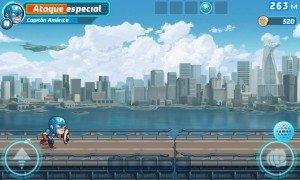 Marvel Run Jump Smash! para Windows Phone 8 ya disponible