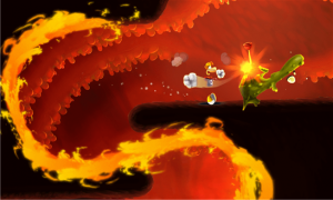 Rayman Fiesta Run para Windows Phone ya aparece en la Tienda