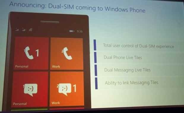 Microsoft anuncia nuevos OEMs, Dual-Sim y Facebook Messenger para Windows Phone