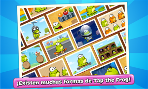 Tap The Frog disponible para Windows Phone 8