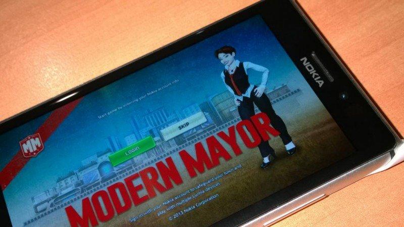 Nokia Modern Mayor