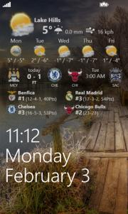 Awesome Lock funcionando en la pantalla de bloqueo