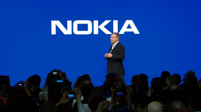 Evento Nokia MWC 2014 - Elop