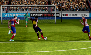 FIFA 14 llega gratis a Windows Phone 8