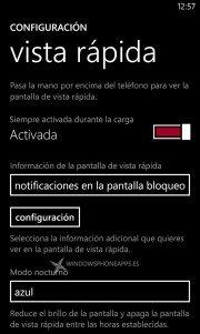 Nokia actualiza Vista Rápida con nuevas funciones y Extras e Información