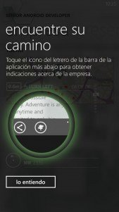 Nokia lanza JobLens en España para ayudarte a encontrar trabajo